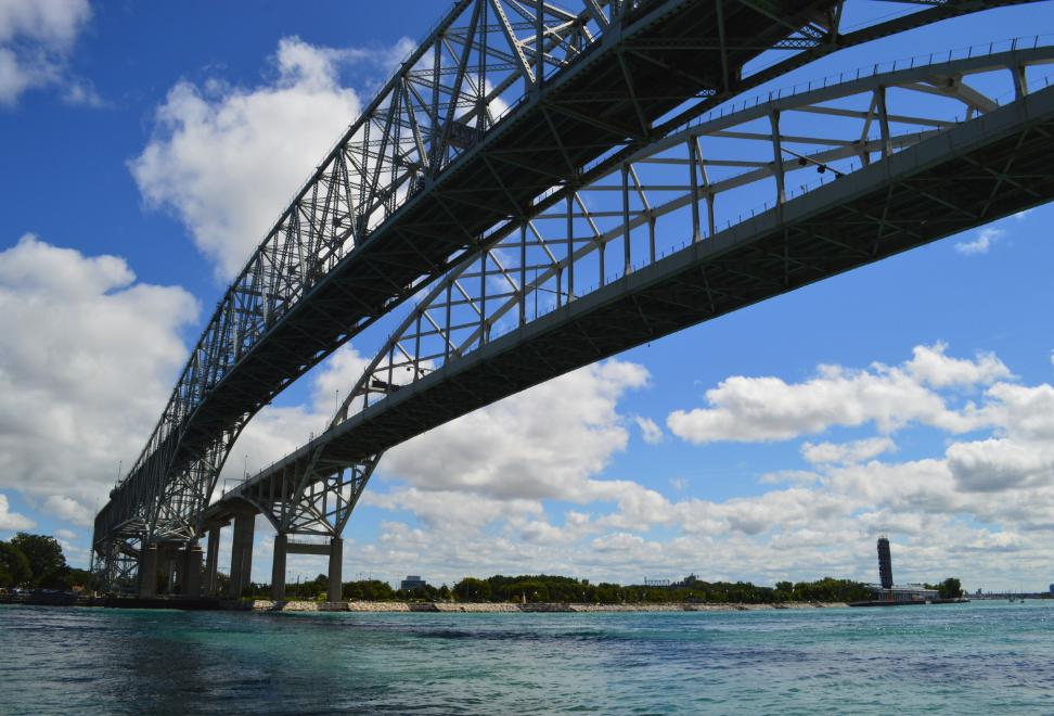 Toebe Bridge