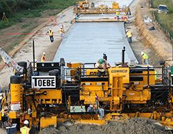 Toebe Construction Today